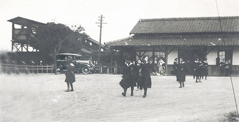 名鉄勝川線